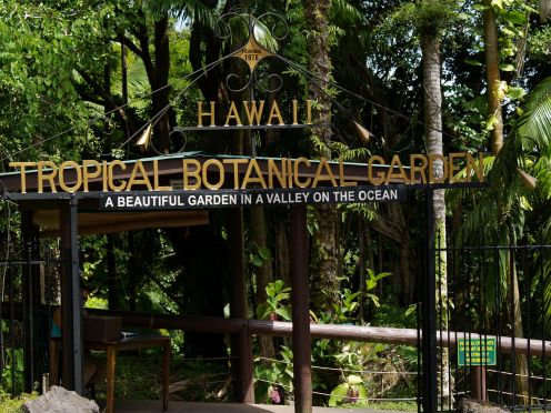 National Tropical Botanical Garden Hawaii