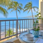 Best Beach Front Hawaii Condo